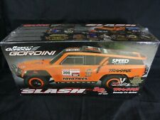 NEW SEALED Traxxas Slash 2wd Robby Gordon Dakar Series Speed Energy Truck Orange