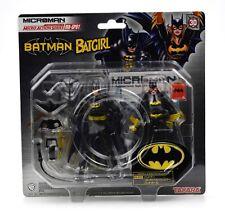 Takara-TAKARA Microman Micro Series MA-SP01 - BATMAN & la Batgirl di Action Figure Set