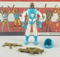 Original 1993 GI JOE ROADBLOCK V6 ARAH not Complete UNBROKEN figure Star Brigade