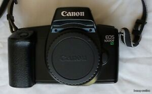 Canon EOS 1000F N Vintage 35mm Film SLR Camera