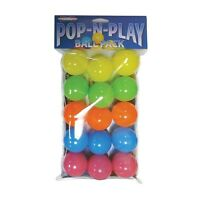 MARSHALL PET FERRET POP N PLAY BALLS TOY 15 PACK SMALL ANIMAL OR CAT FREE SHIP