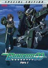 Mobile Suit Gundam 00 - Season 1 Pt. 1 (DVD, 2009, 2-Disc Set, Special Edition)