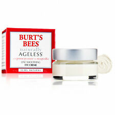 New Burt's Bees Naturally Ageless Line Smoothing Eye Cream - Damaged Box