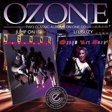 Ozone - Jump On It  /  Li'l Suzy  2 albums on 1 cd