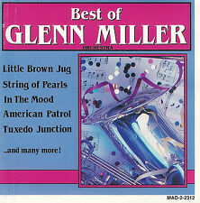 The Best of Glenn Miller Orchestra - CD