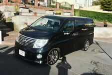 2006 NISSAN ELGRAND / 3.5 V6 E51 / 8 SEATER MPV / HIGHWAY STAR /  HUGE SPEC!