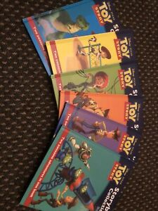 Toy story Book Collection