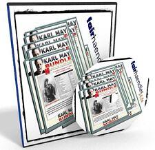 KARL MAY Mega Paket 96 eBooks WINNETOU PDF + EPUB Western KULT Sammlung E-Lizenz