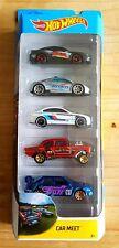 Hot Wheels BMW Subaru Gasser 5Pack 5er Pack. Car Meet . selten