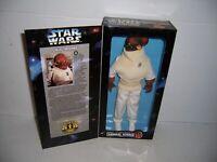 "1997 Kenner Star Wars Collector Series  Admiral Ackbar 12"" Action Figure NIB"