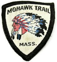 Vintage Mohawk Trail Mass. Patch