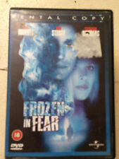Eric Roberts Catherine Oxenberg FROZEN IN FEAR ~ 2000 Thriller ~ UK DVD