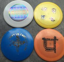 Wingz Disc Golf Lot * Set of 4 New Innova Discs * Boss Katana TeeBird Roc
