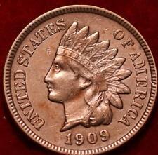 1909 Philadelphia Mint Indian Head Cent