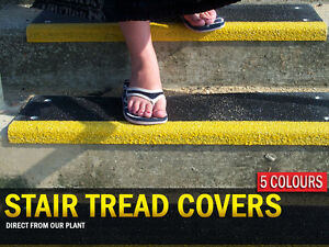 Stair Tread Covers 600mm - 3600mm Safety Stair Tread Covers