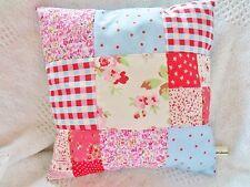 Patchwork Cushion Kit Cath Kidston Fabric Beginner Easy Sewing Craft Kit Vintage