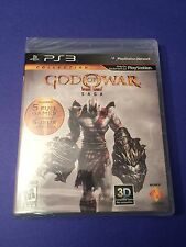 God of War Saga *5 Full Games Collection* (PS3) NEW
