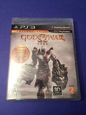 God of War Saga *5 Full Games Collection* (PS3) NEW