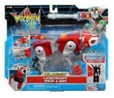 Playmates Voltron Classic RED LION 1984 Legendary Defender & Blazing Sword