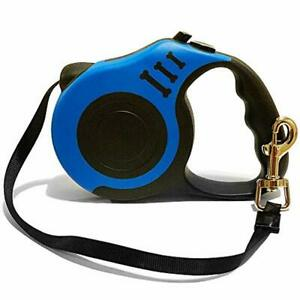 Retractable Dog Leash for Medium - Small Dogs and Cats 16.5FT Tangle Free, Heavy