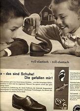 Elefanten--Schuhe T3--Ja das sind Schuhe!Die gefallen mir--Werbung von 1960--