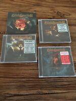 BLIND GUARDIAN - 4 New original  CD´s - 2 Maxi Cd´s & 2 Album Cd´s original pack