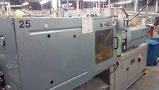 2001 Welltec 104 Ton Plastic Injection Molding Machine