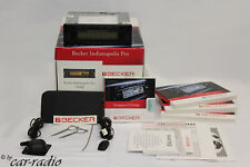 Becker Indianapolis Pro BE7950 MP3 Sistema Navigazione Aux - Bluetooth Radio Set