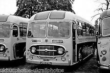 Cresta Coaches, Wimbledon 26 299FPK Dennis Lancet Bus Photo Ref P304
