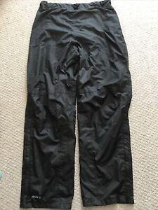 mountain warehouse Size L Black Waterproof Trousers