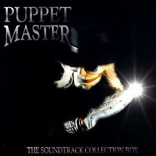 Puppet Master - 5 x CD Complete Boxset - Limited 2000 - Richard Band