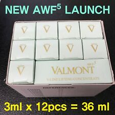 Valmont V-Line Lifting Concentrate 3ml x 12 pcs SAMPLES = 36ml - NEW in BOX