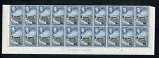 Ceylon SG398 1940 3c on 6c Black and Blue U/M Plate Block of 20