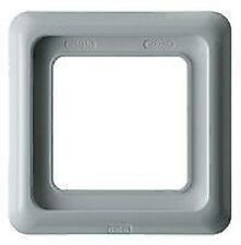 BERKER 132809 Frame 1x with seal IP44 polar white