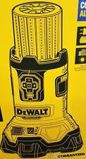 NEW Dewalt DCL070 20VMax Corded/Cordless Bluetooth LED Large AreaLight Tool ONLY