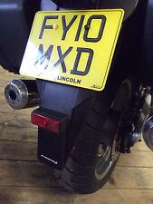 Yamaha FJR1300 Ductail - Rear Spray Reducer 08110