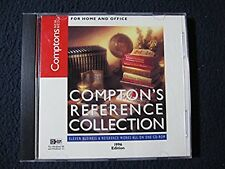 Compton's Reference Collection 1996 [Cd-Rom] [Dec 01, 1995] 1996 Cmcnm .