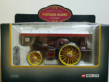 Corgi Vintage Glory Fowler B6 Showmans Locomotive & Badge 'SUPREME' 80105 *NEW*