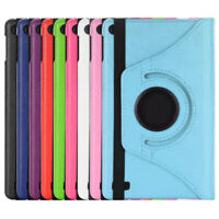 """For Amazon Fire HD 8 8th Gen 2018 8"""" Inch Tablet 360 Rotating Smart Stand Case"""