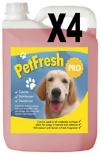 20L Bubblegum PET cattery Kennel DISINFETTANTE Deodoriser CLEANER Fresco Odore DOG