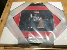 Disney Pin Framed Set Star Wars Limited Edition Of 200