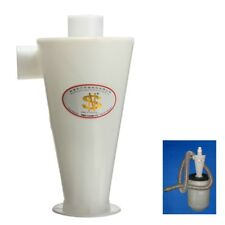 High Efficiency Cyclone Dust Collector Filter Cyclone Separator For Wood SN50
