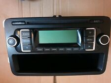 VOLKSWAGEN CD PLAYER CADDY TRANSPORTER T5 POLO TOURAN