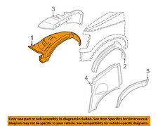 GM OEM-Front Fender Apron Panel Cover Right 15984556