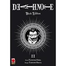 DEATH NOTE BLACK EDITION 2 (DI 6) RISTAMPA - PLANET MANGA - NUOVO