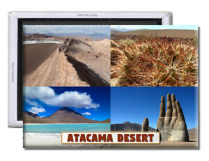 Atacama Desert - Souvenir Fridge Magnet
