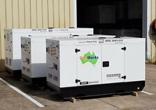 New Diesel Generator 15kVA 240V single phase in Canopy