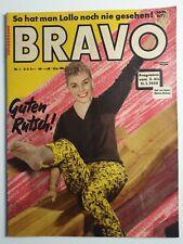 Bravo 1/1958 vom 31.12.1957 - Komplett & ELVIS ☆ schön erhalten ☆ (1213)