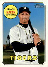 Leonys Martin 2018 Topps Heritage High Card #550
