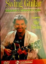 Swing Guitar: Rhythm's Where It's At! - Mike Dowling [Homepun Instruction DVD]